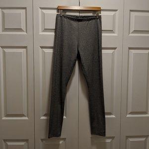 Medium H&M leggings in small houndstooth print